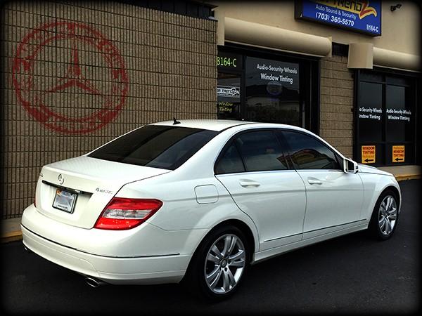 2012 Mercedes C300 4matic